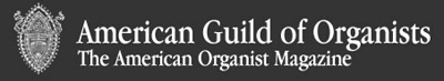 American Guild of Organists LOGO