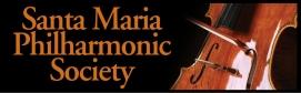 Santa Maria Philharmonic Society LOGO